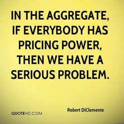 IN THE AGGREGATE, 