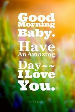 Baby. 