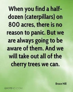 When you find a half- 
