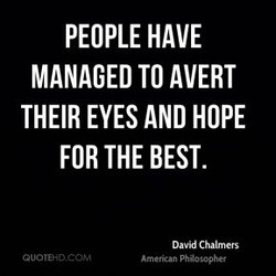 PEOPLE HAVE 