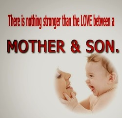 There is nothing stronwthantheLOVEbæna 