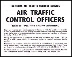 NATIONAL AIR TRAFFIC CONTROL SERVICE 