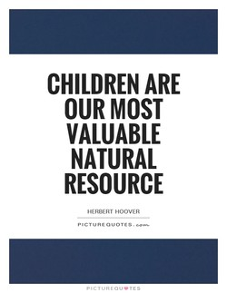 CHILDREN ARE 