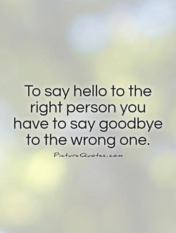 To say hello to the 