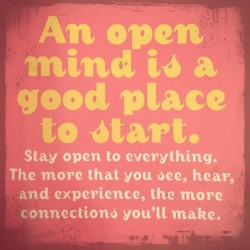 An open 