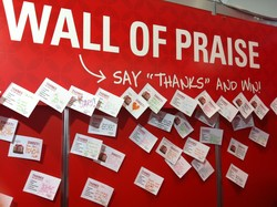 WALL OF PRAISE 