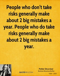 People who don't take 