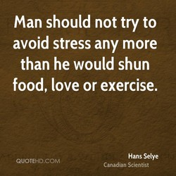 Man should not try to 