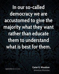 In our so-called 
