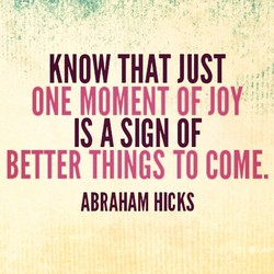 KNOW THAT JUST 