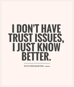 I DON'T HAVE 