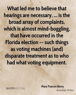 What led me to believe that 
