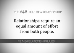 THE #48 RULE OF A RELATIONSHIP 