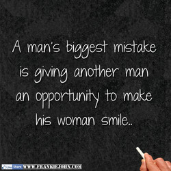 H man's biggest mistake 