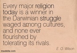 Every major religion 