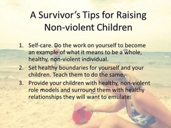 A Survivor's Tips for Raising 
