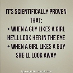 IT'S SCIENTIFICALLY PROVEN 
