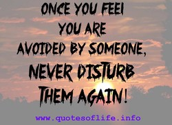 ONCE you FEE! 