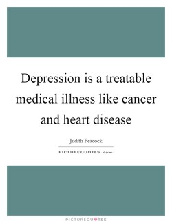 Depression is a treatable 