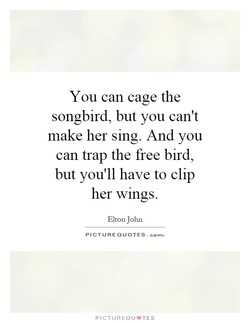 You can cage the 
