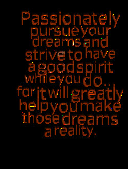 Passionately 
