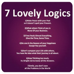 7 Lovely Logics 