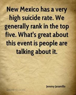 New Mexico has a very 