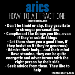 HOW TO ATTRACT ONE 