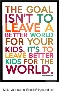 THE GOAL 