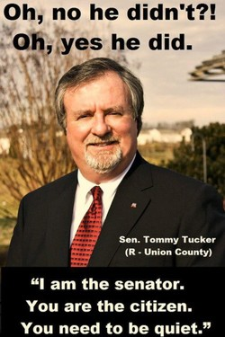 Oh, no he didn't?! 