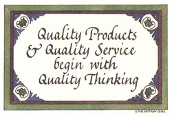 Quality (Products 
