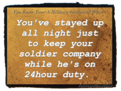 Know Your il Jlilitary 