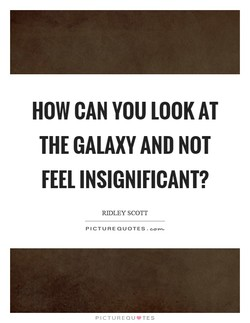 HOW CAN YOU LOOK AT 