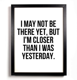 I MAY NOT BE 
