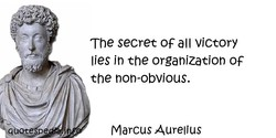 The secret of all victory 