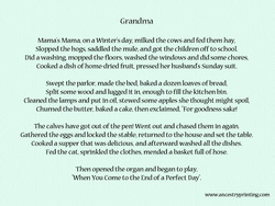 Grandma 