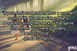 'If you don't understand how a woman- 