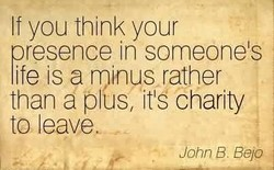 If you think your 