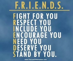 F.R.I,E.N.D.S. 