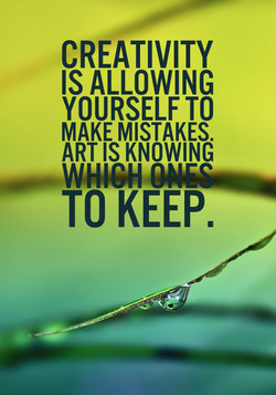 CREATIVITY 