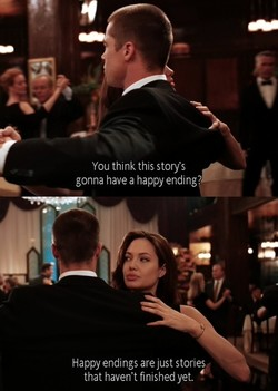 You think this storys 