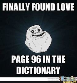 FINALLY FOUND LOVE 