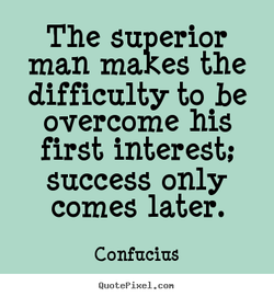 The superior 