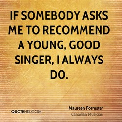 IF SOMEBODY ASKS 