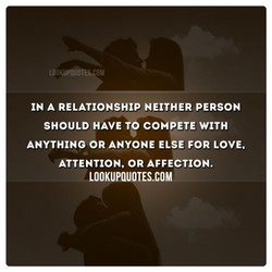 IN A RELATIONSHIP NEITHER PERSON 