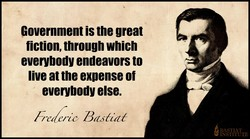 Government is the great 