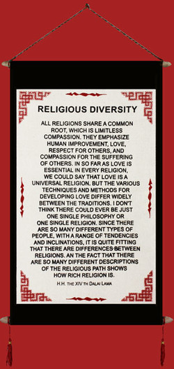 RELIGIOUS DIVERSITY 