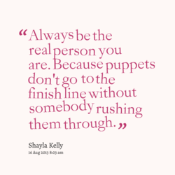 Always be the 