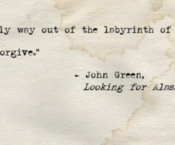 way out of the labyrinth of 