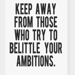 KEEP AWAY 